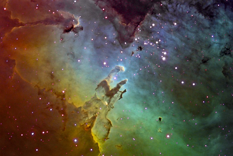 eagle nebula star birth - photo #5